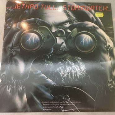 Jethro Tull ‎– Storm Watch, Vinyl LP, Chrysalis ‎– CDL 1238, 1979, UK