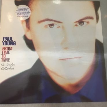Paul Young ‎– From Time To Time (The Singles Collection), Vinyl LP, Columbia ‎– 468825 1, 1991, UK