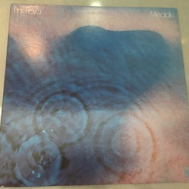 Pink Floyd ‎– Meddle, Vinyl LP, Capitol Records ‎– SMAS-832, 1983, USA