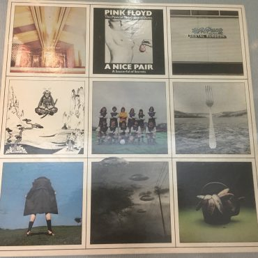 Pink Floyd – A Nice Pair, 2x Vinyl LP, Capitol Records – SABB-11257, 1988, USA