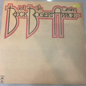 Beck, Bogert & Appice – Beck, Bogert & Appice, Vinyl LP , Epic – EPC 65455, 1973, UK