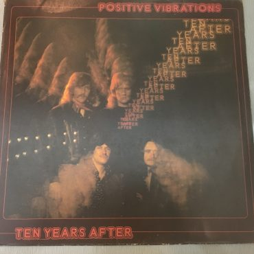 Ten Years After – Positive Vibrations, Vinyl LP , Chrysalis – 6307 533, 1974, Germany