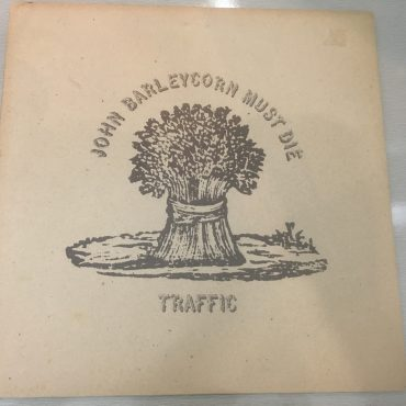 Traffic ‎– John Barleycorn Must Die, Vinyl LP , Island Records ‎– ILPS 9116, 1971, UK