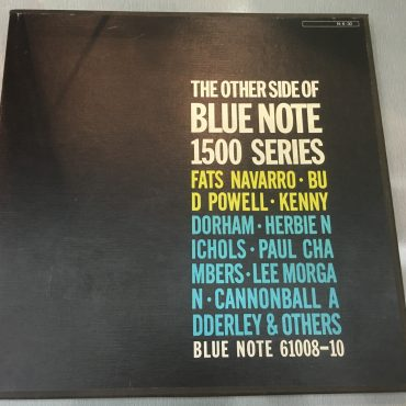 Various – The Other Side Of Blue Note 1500 Series, Japan Press 3x Vinyl LP Box Set, Limited Edition, Blue Note – BST 84080, 1984, no OBI