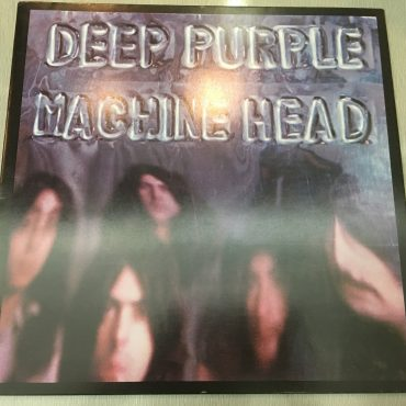 Deep Purple – Machine Head, Vinyl LP, Warner Bros. Records – BSK 3100, 1980, USA