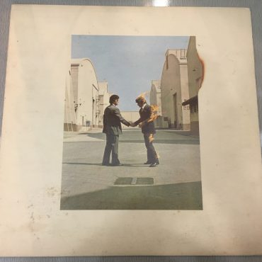 Pink Floyd ‎– Wish You Were Here, Japan Press Vinyl LP, CBS/Sony ‎– SOPO100, no OBI