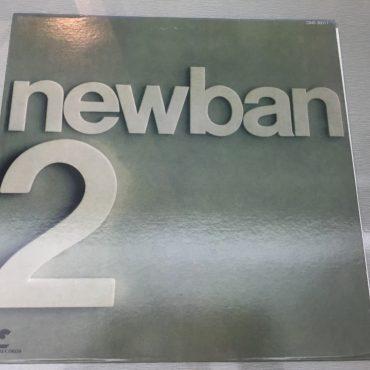 Newban – Newban 2, Japan Press Vinyl LP, Guinness Records – GNS 36017, no OBI