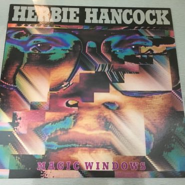 Herbie Hancock ‎– Magic Windows, Japan Press Vinyl LP, Promo Copy, CBS/Sony ‎– 25AP 2106, 1981, no OBI