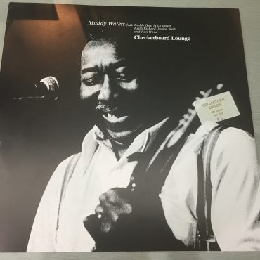 Muddy Waters – Checkerboard Lounge, Red Vinyl LP, Limited Edition No. 56, King Kong Products – KKP7