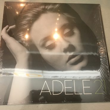 Adele ‎– 21, Vinyl LP, XL Recordings ‎– XLLP 520, 2011, Europe