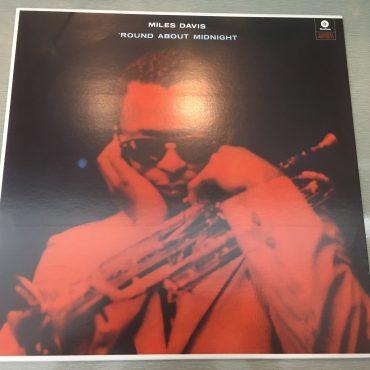 Miles Davis – 'Round About Midnight, Mono Vinyl LP, WaxTime – 771758, 2012, Europe