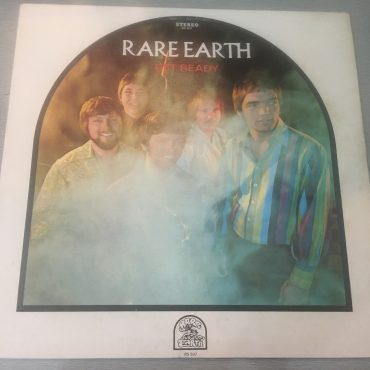 Rare Earth – Get Ready, Vinyl LP, Rare Earth – RS 507, 1969, USA
