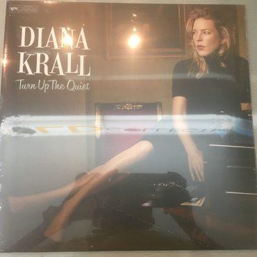 Diana Krall – Turn Up The Quiet, Brand New Vinyl LP, Verve Records – 00602557352184, 2017, Europe