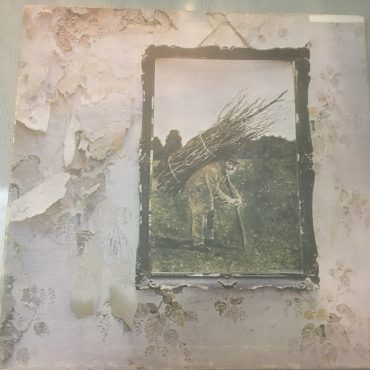 Led Zeppelin ‎– Untitled IV, Vinyl LP, Ist Press, Purple Plum Label,  Atlantic ‎– 2401012, 1971, UK, Rare