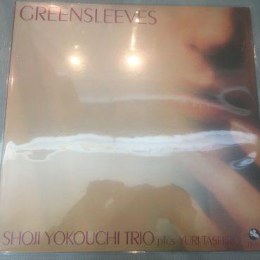 Shoji Yokouchi Trio Plus Yuri Tashiro – Greensleeves, Brand New Vinyl LP, Limited Edition No. 0468/3000, Three Blind Mice – TBM5011, 2017, USA
