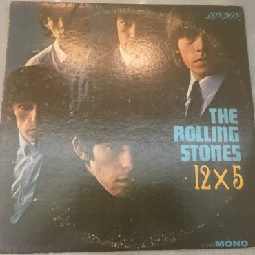 Rolling Stones – 12 X 5, Mono Vinyl LP, London Records – LL 3402, 1964, USA