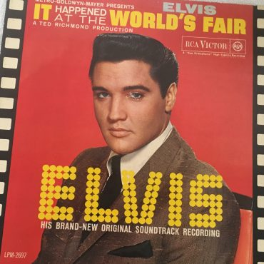 Elvis Presley – It Happened At The World's Fair, RCA Victor – LPM 2697, 1963, Italy