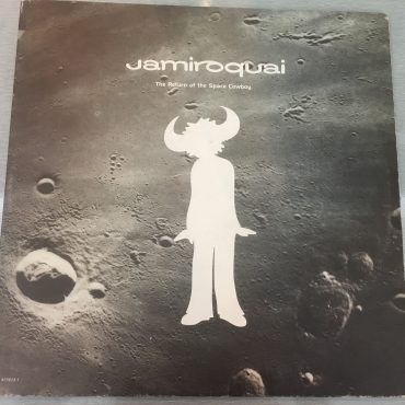 Jamiroquai ‎– The Return Of The Space Cowboy, 2x Vinyl LP, Sony Soho Square ‎– 477813 1, 1994, UK
