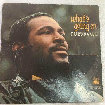 Marvin Gaye – What's Going On, Tamla – TS310, 1971, Gatefold, USA