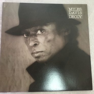 Miles Davis ‎– Decoy, Japan Press Vinyl LP, CBS/Sony ‎– 28AP 2890, 1984, no OBI