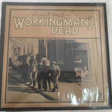 Grateful Dead ‎– Workingman's Dead, Warner Bros. Records ‎– 1869, USA