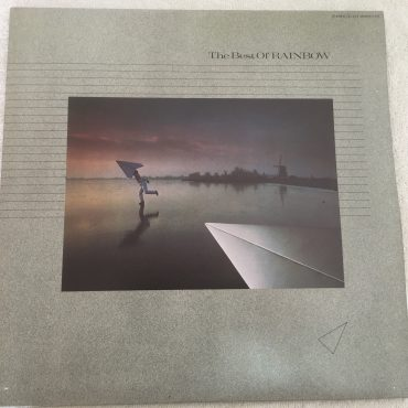 Rainbow – The Best Of Rainbow, Japan Press 2x Vinyl LP,  Polydor – 38MM 0114, 1981, no OBI