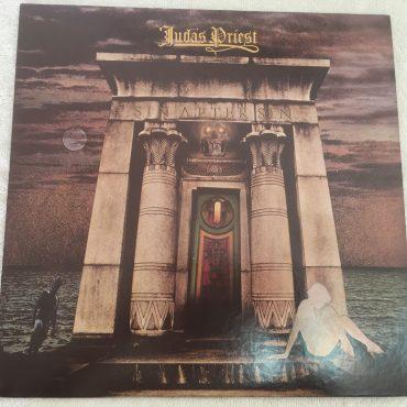 Judas Priest – Sin After Sin, Japan Press Vinyl LP, Epic – 25AP 536, 1977, no OBI