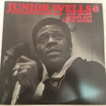 Junior Wells – Southside Blues Jam, Japan Press Vinyl LP,  Delmark Records – PA-6204, no OBI