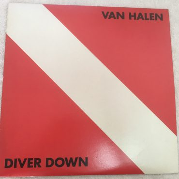 Van Halen ‎– Diver Down, Japan Press Vinyl LP, Warner Bros. Records ‎– P-11189, 1982, no OBI