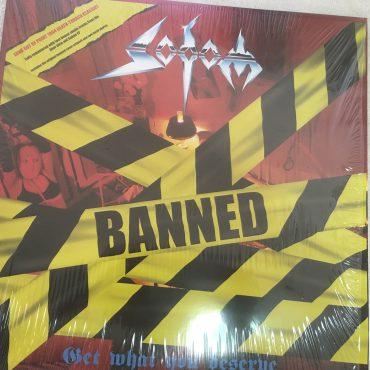 Sodom – Get What You Deserve, 2x Vinyl LP, Wax Maniax – WM-55034, 2017, USA