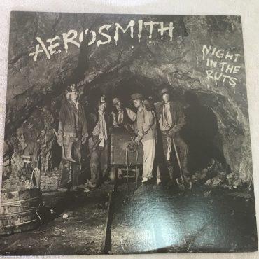 Aerosmith – Night In The Ruts, Vinyl LP, Columbia – FC 36050, 1979, USA