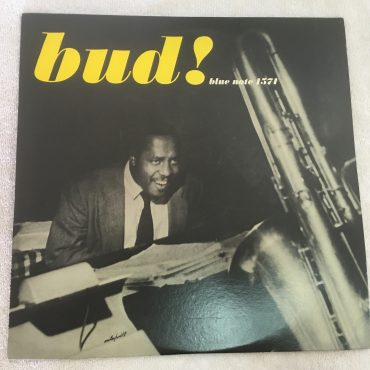 Bud Powell ‎– The Amazing Bud Powell, Vol. 3 – Bud!, Japan Press Vinyl LP, Blue Note ‎– GXK 8073, 1978, no OBI