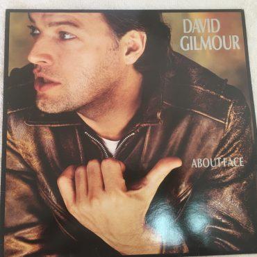 David Gilmour – About Face, 1st Press, Vinyl LP, Harvest – SHSP 24-0079-1, 1984, UK