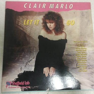 Clair Marlo ‎– Let It Go, Vinyl LP, Sheffield Lab ‎– TLP-29, 1989, USA