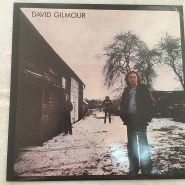 David Gilmour – David Gilmour, Vinyl LP, Fame – FA 4130791, 1983, UK