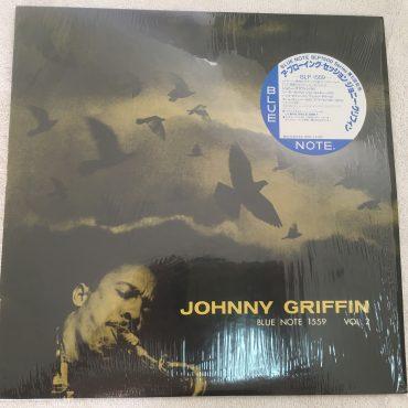 Johnny Griffin – A Blowing Session, Japan Press Mono Vinyl LP, Blue Note – BLP 1559, 1984, no OBI