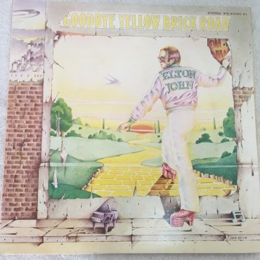Elton John – Goodbye Yellow Brick Road, Japan Press 2x Vinyl LP, DJM Records – IFS-40080-81, 1981, no OBI