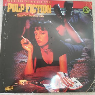 Various ‎– Pulp Fiction (Music From The Motion Picture), Brand New Vinyl LP, MCA Records ‎– 111 103-1, 1994, Europe