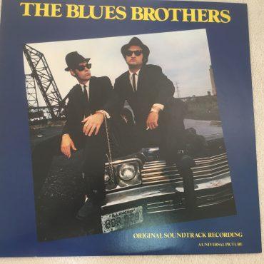 Blues Brothers – The Blues Brothers (Original Soundtrack Recording), Japan Press Vinyl LP, Atlantic – P-10853A, 1980, no OBI