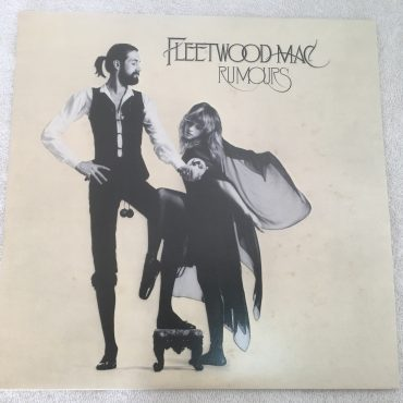 Fleetwood Mac ‎– Rumours, Vinyl LP, Warner Bros. Records ‎– BSK 3010, 1977, USA