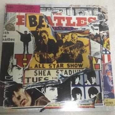 Beatles – Anthology 2, 3x Vinyl LP, Apple Records – 7243 8 34448 1 6, 1996, UK