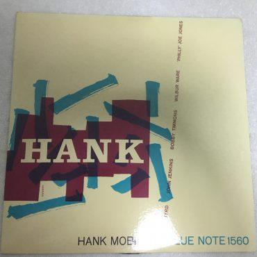 Hank Mobley Sextet – Hank, Japan Press Mono Vinyl LP, Blue Note – BLP 1560, 1990, no OBI
