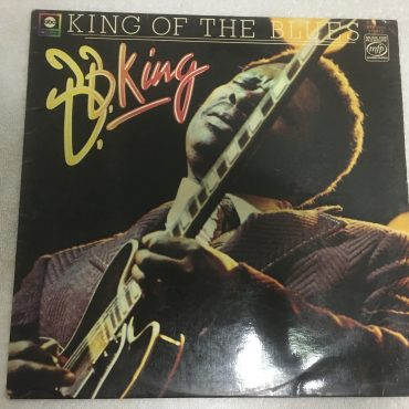 B.B. King – King Of The Blues, Vinyl LP, Music For Pleasure – MFP 50259, 1976, UK