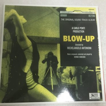 Herbie Hancock ‎– Blow-Up (The Original Soundtrack Album), Vinyl LP, TCM Turner Classic Movies Music ‎– 7243 8 52280 1 8, 1996, UK