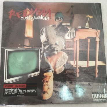 Redman Muddy Waters 2x Vinyl Lp Def Jam Recordings