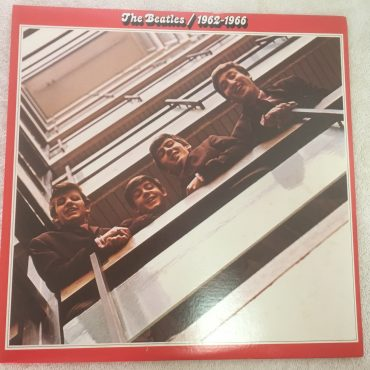 Beatles ‎– 1962-1966, 2 x Vinyl LP, Capitol Records ‎– SKBO 3403, 1973, USA