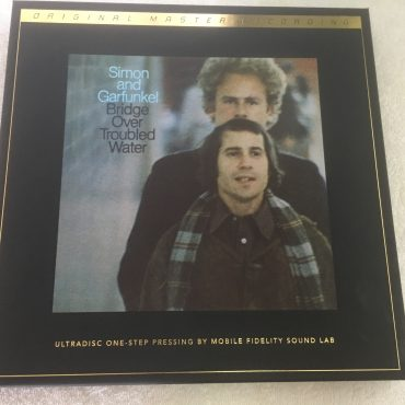 Simon And Garfunkel ‎– Bridge Over Troubled Water, Vinyl LP Box Set, Limited Edition No. 4300, Mobile Fidelity Sound Lab ‎– UD1S 2-004, 2018, USA