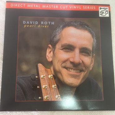 David Roth – Pearl Diver, Vinyl LP, Stockfisch Records – SFR 357.8031.1, 2004, Germany