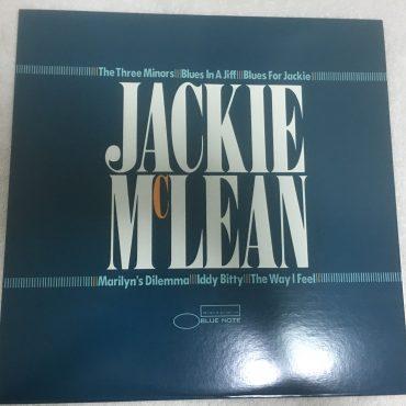 Jackie McLean Quintet – The Jackie McLean Quintet, Japan Press Vinyl LP, Promo Copy, Blue Note – ST-84116, no OBI