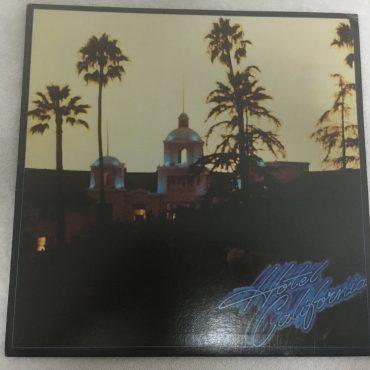 Eagles – Hotel California, Vinyl LP, Asylum Records – 7E-1084, 1976, USA